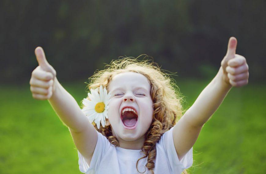 fericirea copilului