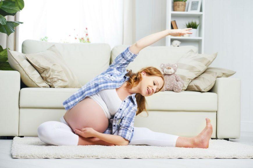 gimnastica gravida