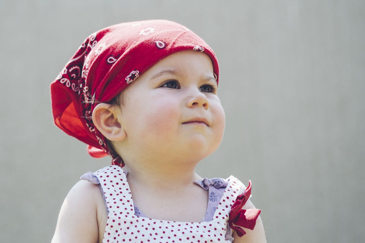 copil cu cancer