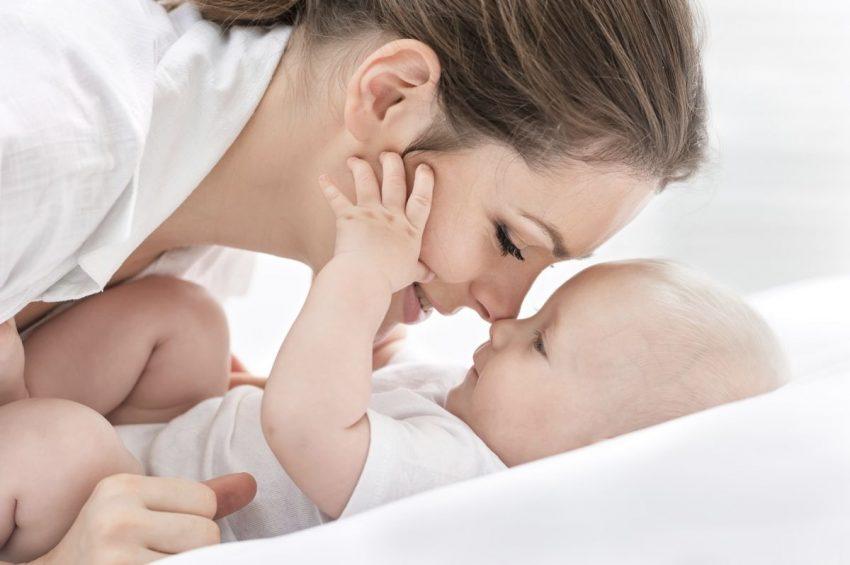 legatura mam-copil