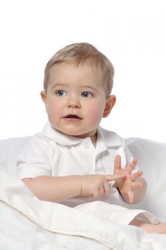 limbajul bebelușului