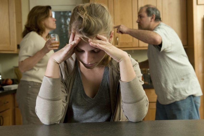 divorțul părinților