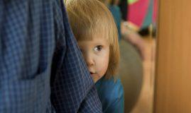 copilul timid