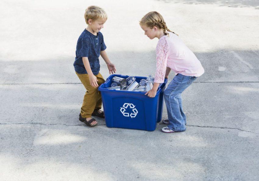 cum să-ți înveți copilul să fie ecologist