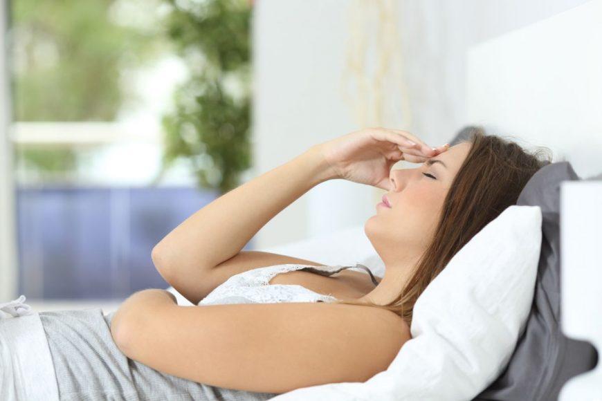 dureri premenstruale