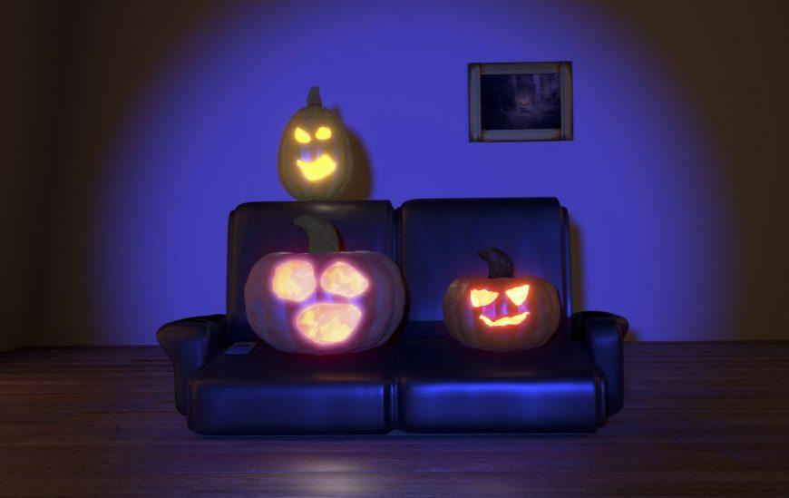 filme de halloween