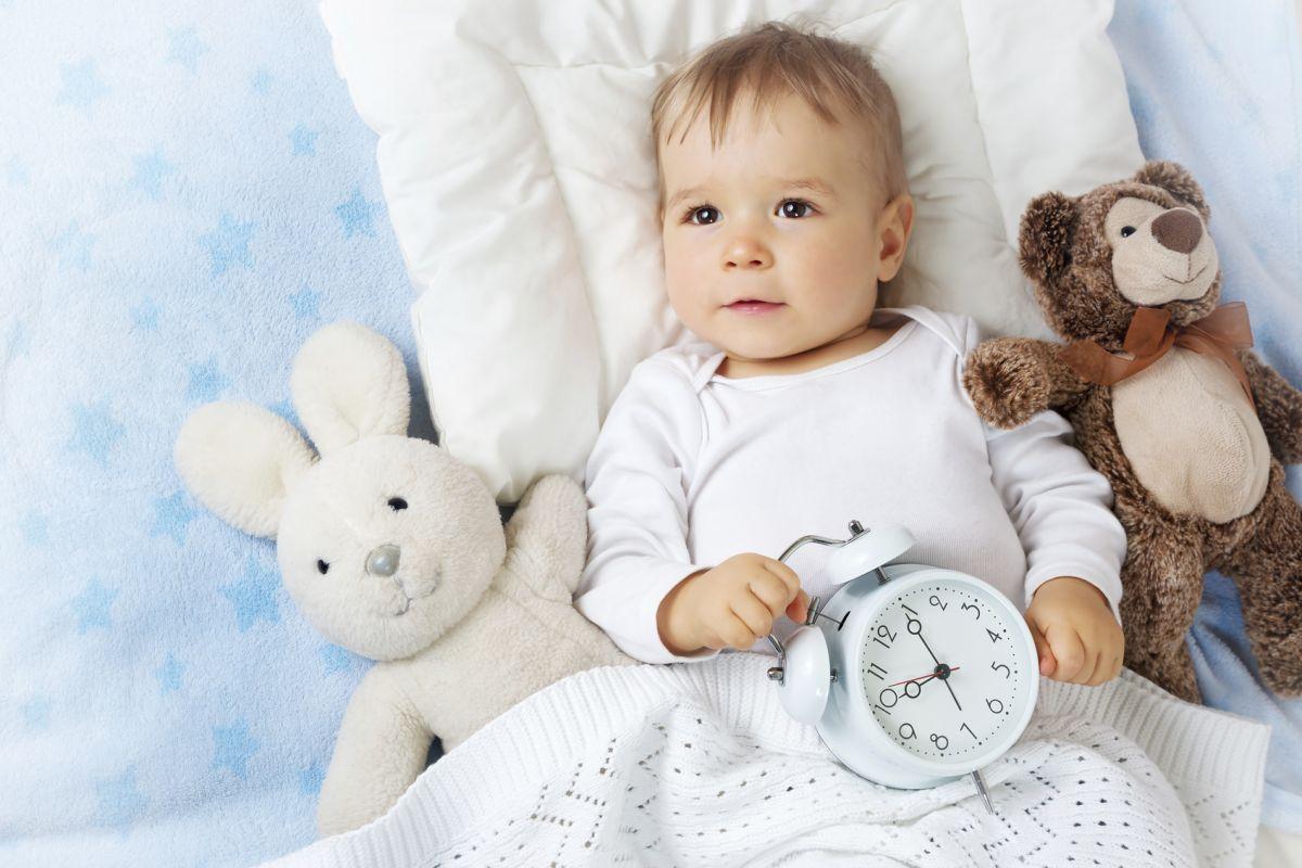 programul bebelusului