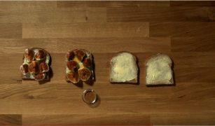 sandvici cu smochine