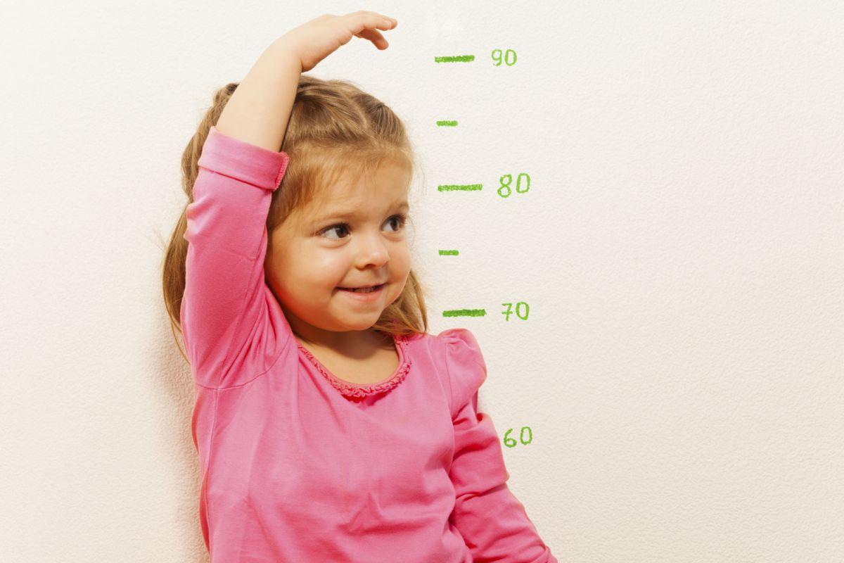 înălțimea copilului