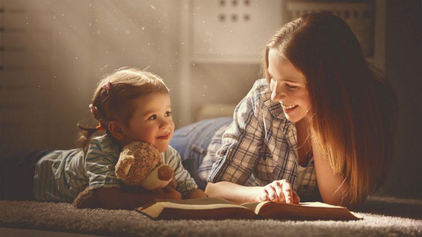 încurajarea cititului la copii