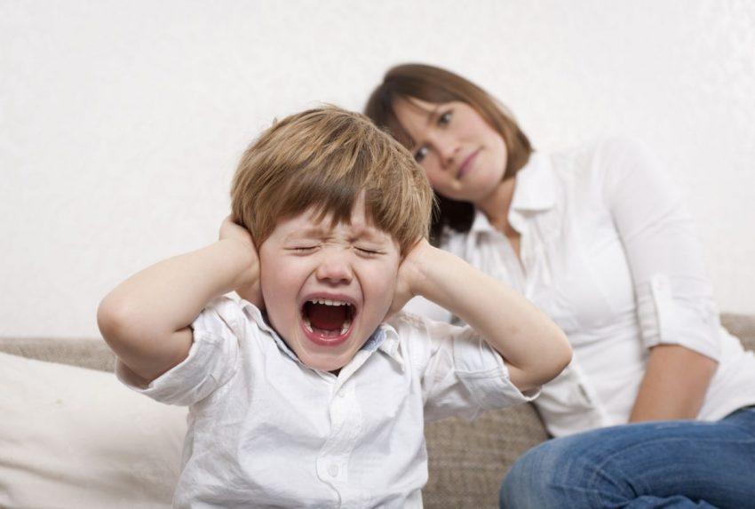 copilul nu te ascultă
