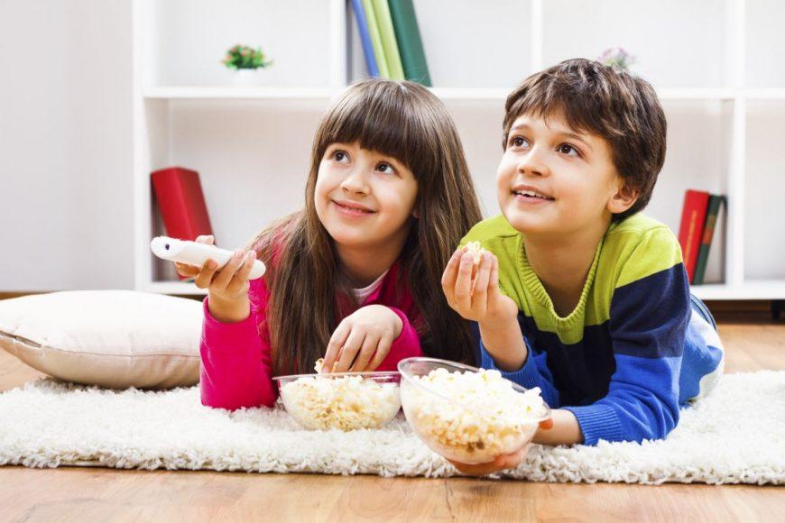 gena obezității, activata de reclamele TV
