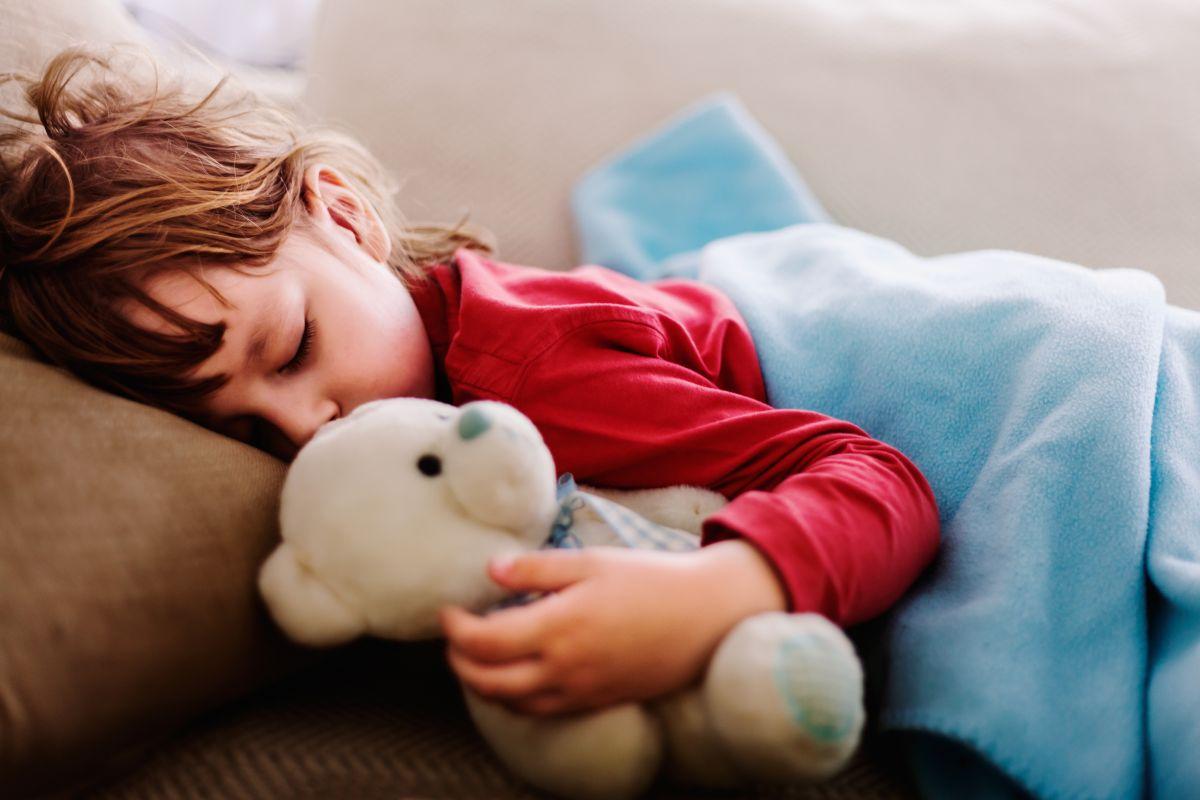 tehnici de adormit copiii