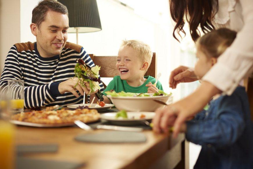 mesele în familie
