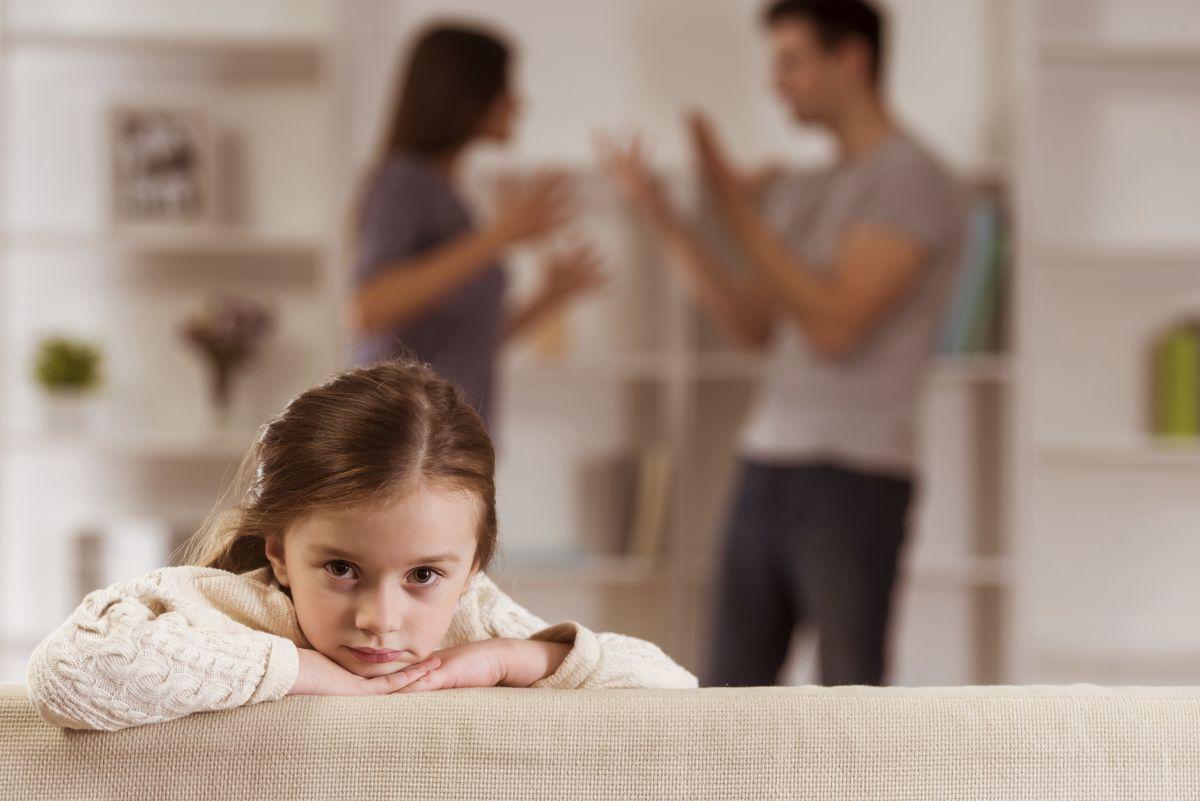 copilăria după divorț