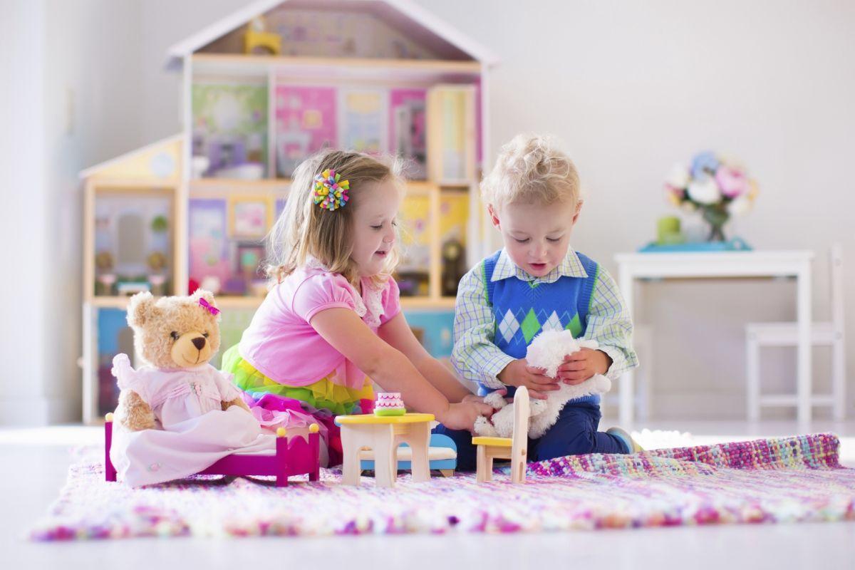 jucării de fetițe