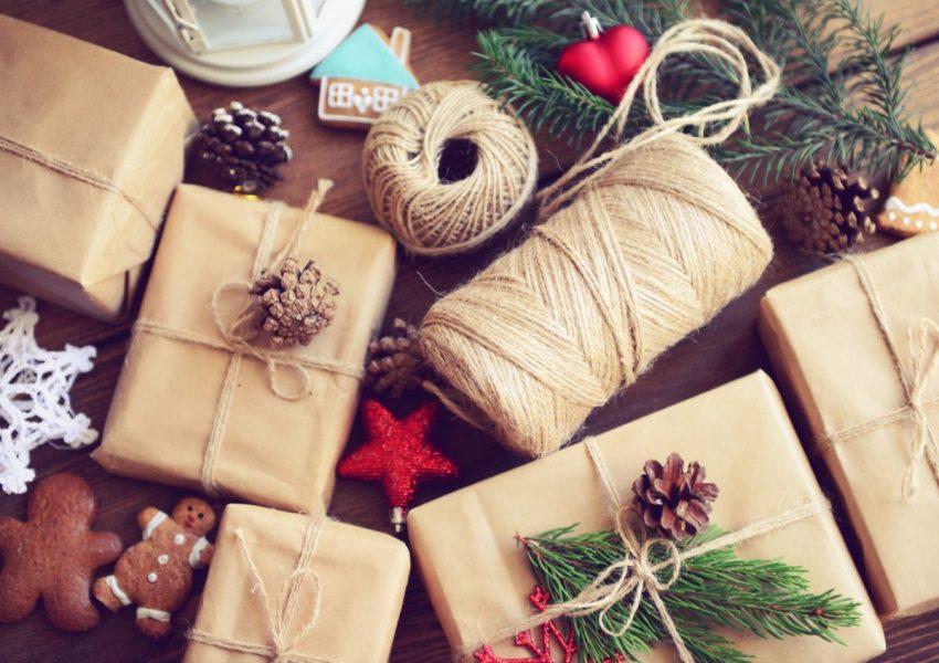 împachetat cadouri