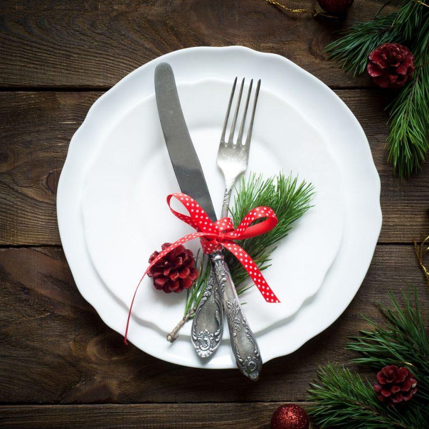 masa de Crăciun