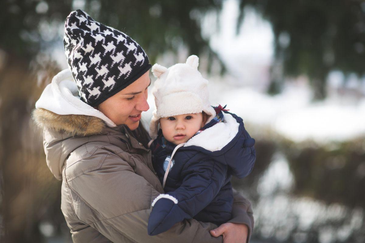 protejezi copilul de frig