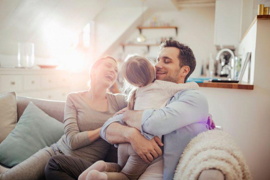 cum să îți menții copilul fericit
