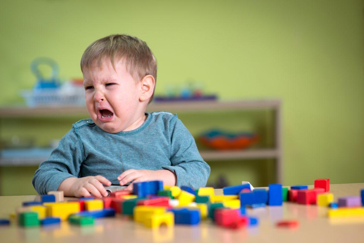 copilul nu vrea să meargă la grădiniță