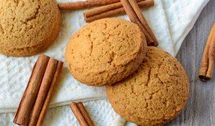 biscuiti cu scortisoara