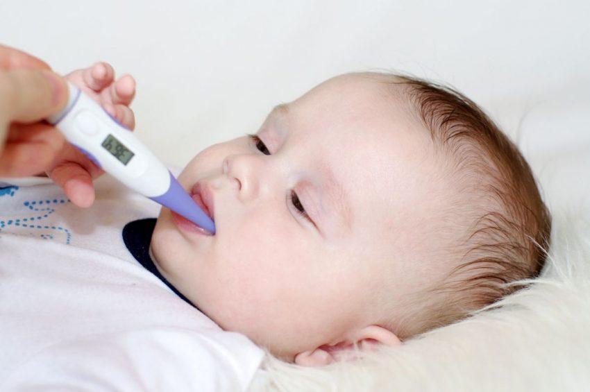 febra si eruptia dintilor