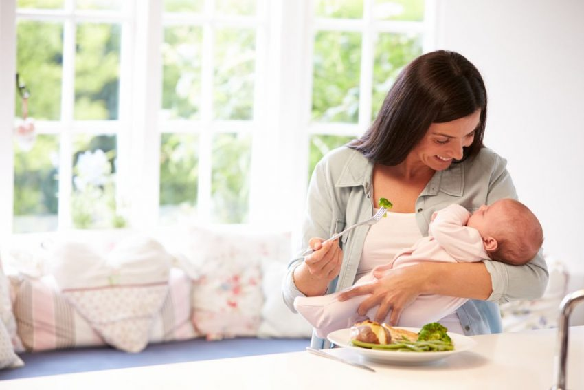 dietă după naștere