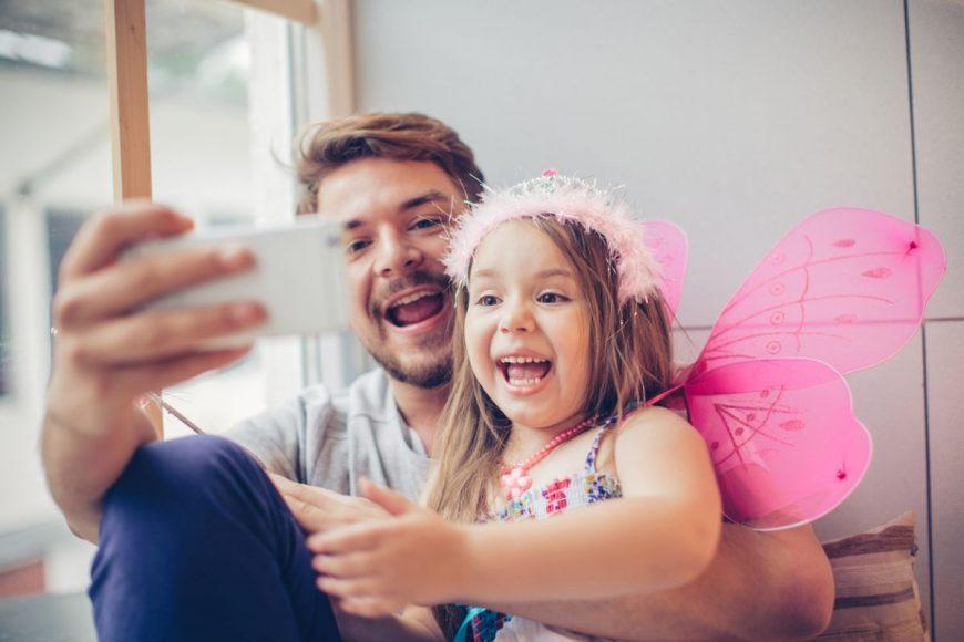 implicarea tatălui în viața copiilor