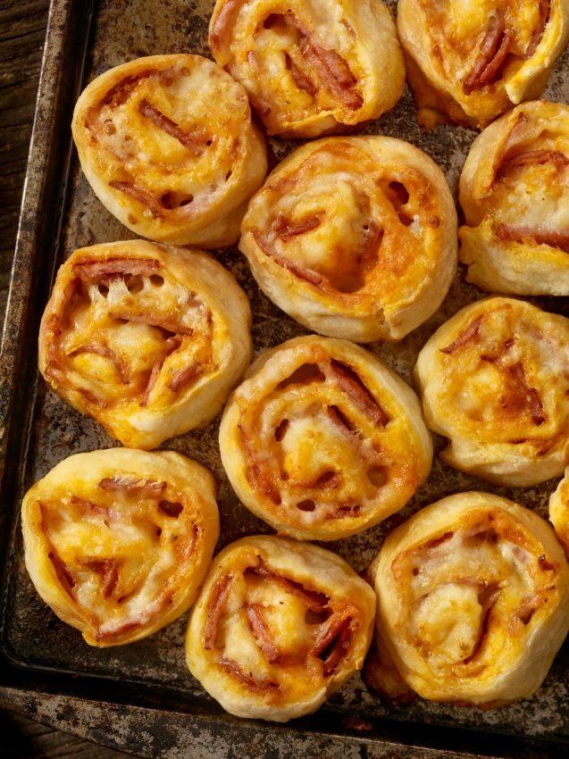 spirale cu cartofi și brânză