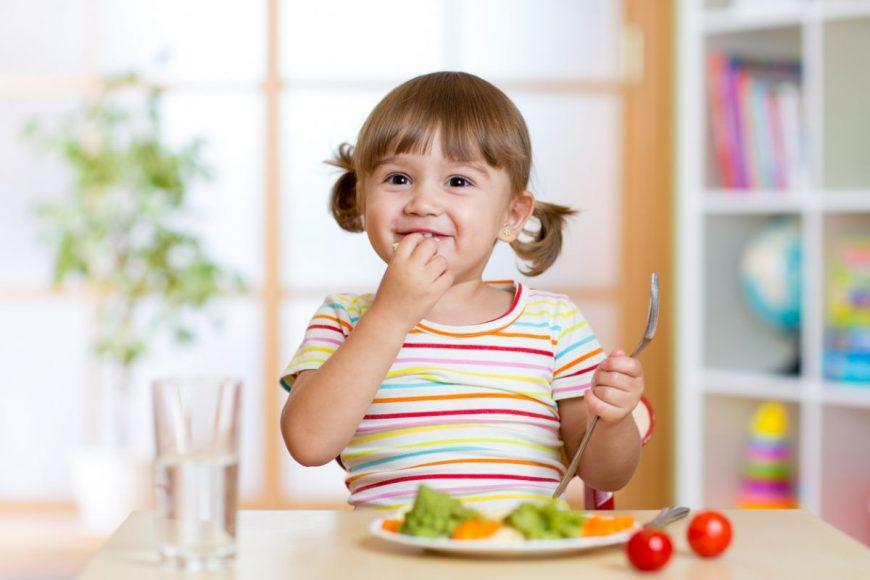 Obiceiurile alimentare ale copilului pe vârste