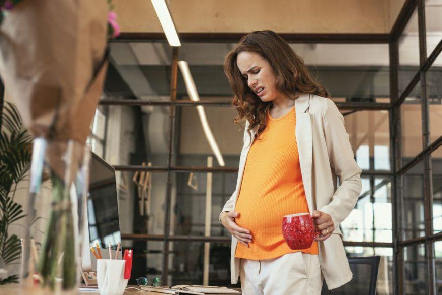 semne de alarmă în sarcină
