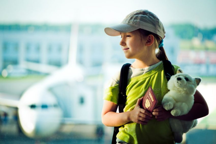 pașaport pentu copii 2017