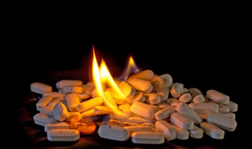 distrugere medicamente expirate