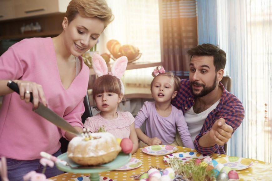 dulciuri sănătoase pentru masa de Paște