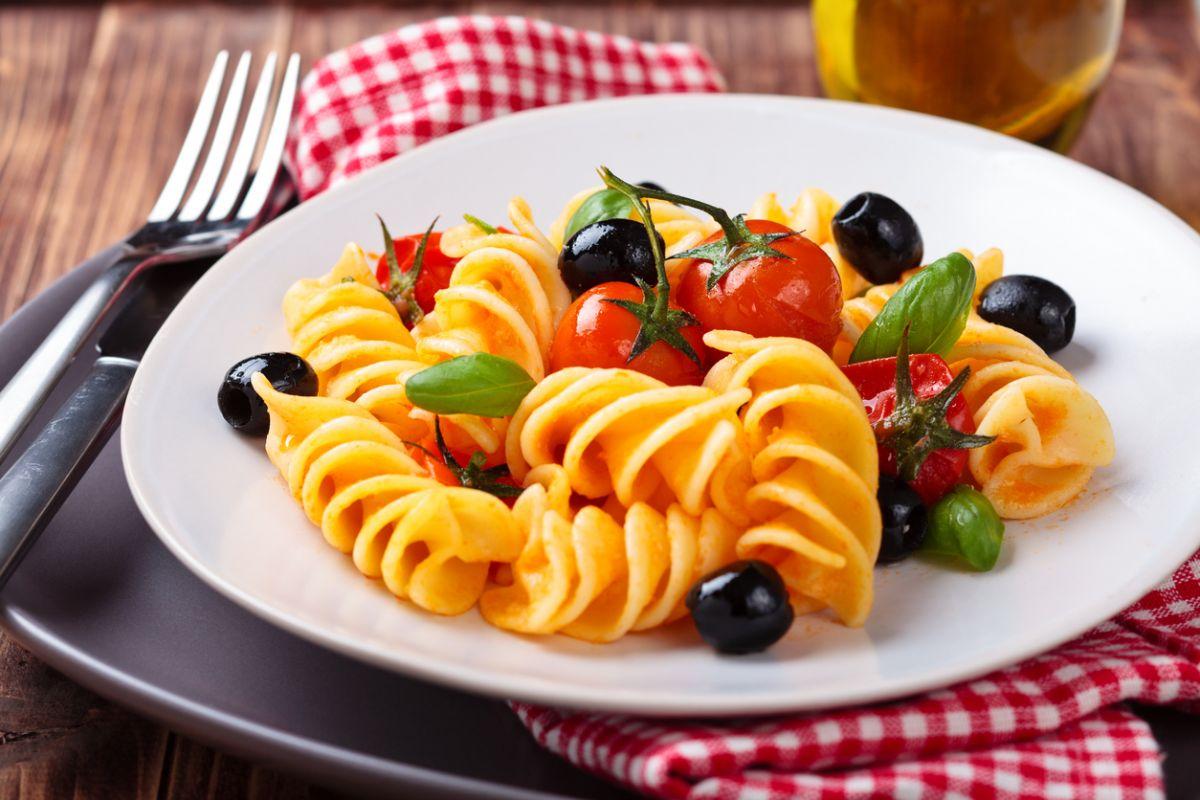 Salată de paste fără gluten