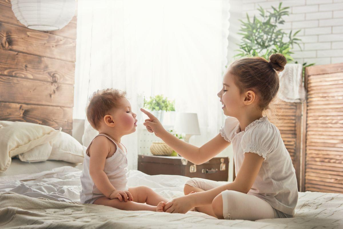 diferența ideală între primul și al doilea copil