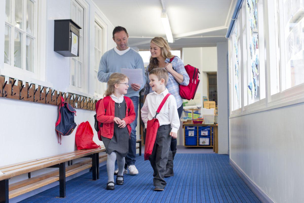 Implicarea părinților în viața școlară