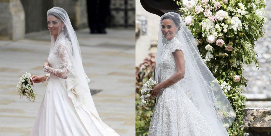 Fotografii de la nunta Pippei Middleton