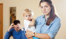 Părinte depresiv
