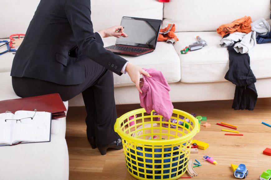 renunți la job pentru copii
