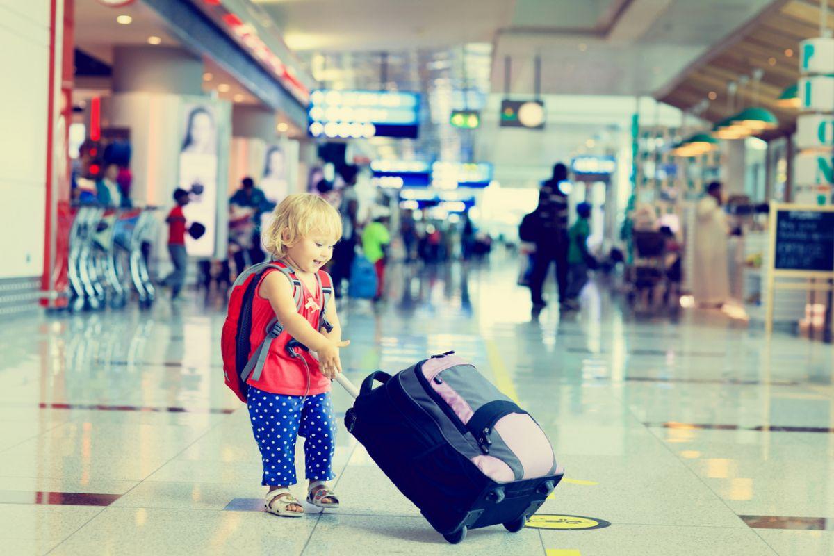 călătoria cu copilul