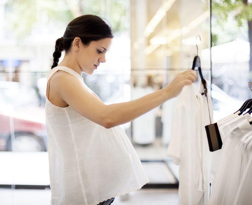 garderoba gravidei