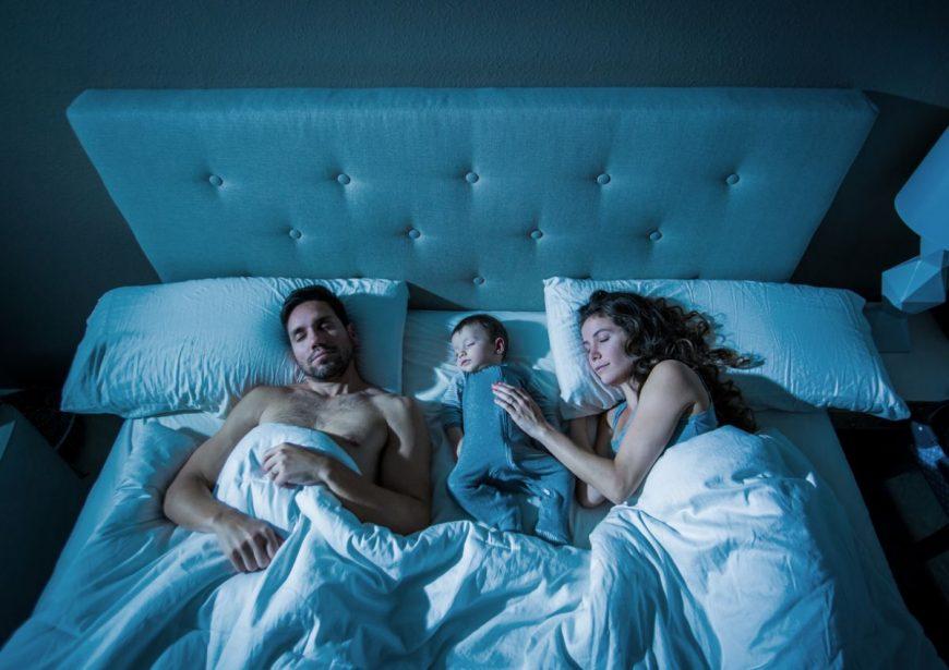 dormitorul conjugal