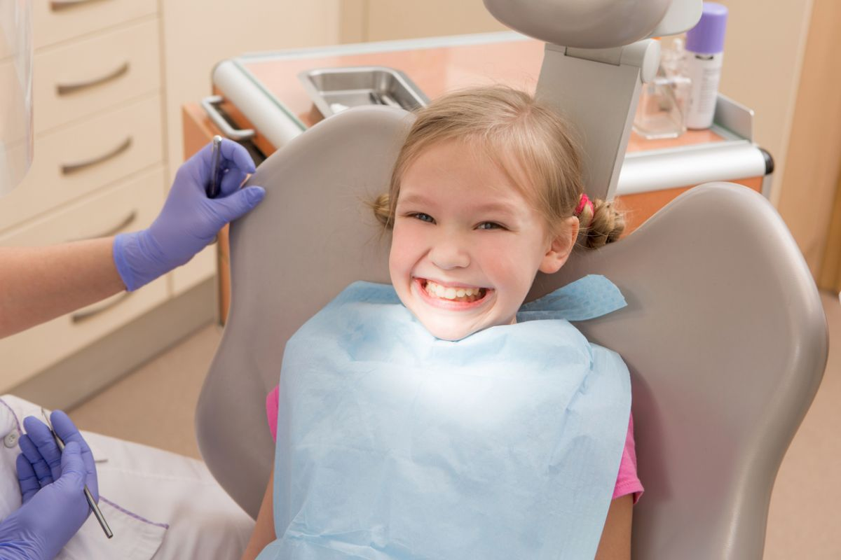 prima vizită la stomatolog