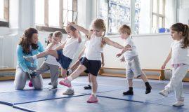 câtebuie să facă zilnic un copil sport tr
