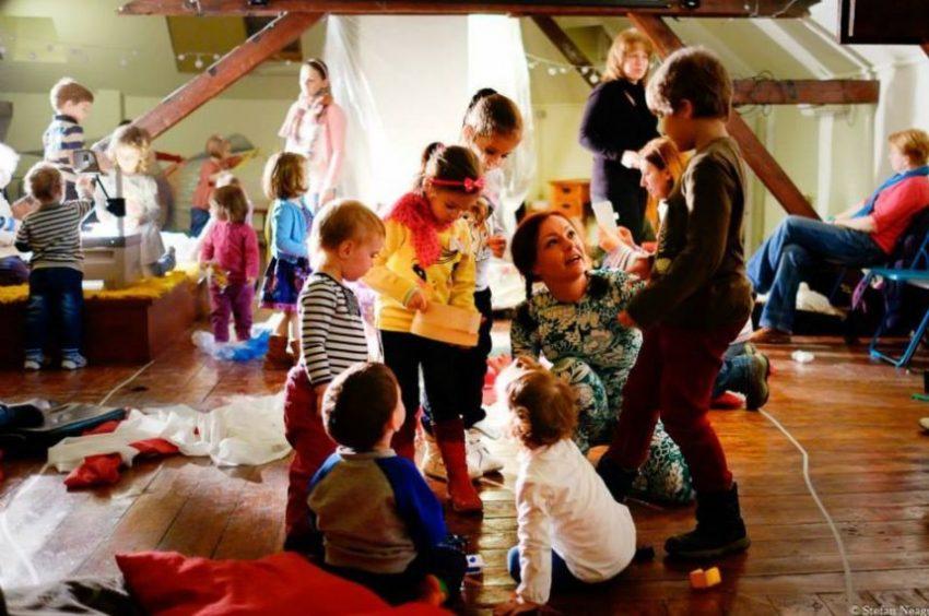 Evenimente pentru copii în weekend