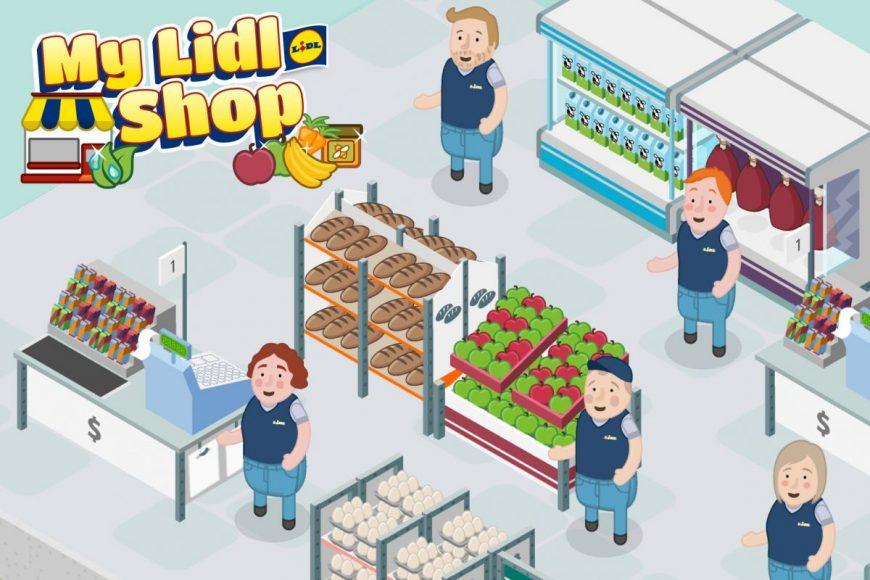 Cumpărăturile cu copiii