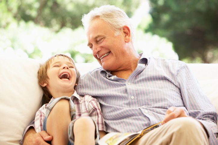 Bunicii trebuie să învețe