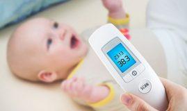 temperatura ideală în camera copilului